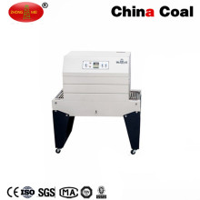 Factory price PVC POF plastic film wrapper carton box wrapping machine