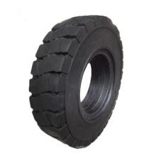 Neumático de remolque sólido de portador de puerto de escoria 9.00-16