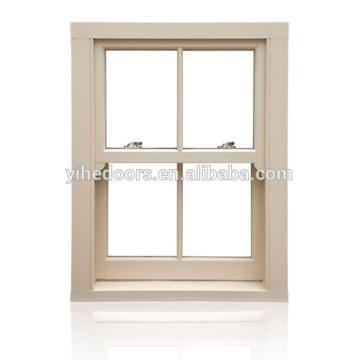 Upvc Fenster und Tür für Indien Upvc Flügelfenster
