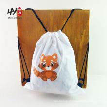 Novo design durável não tecido mochila