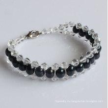 Мода пресной воды Pearl браслет (EB1524-1)
