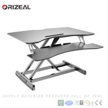 Bureau à domicile réglable hauteur assis bureau d'ordinateur industriel pliable bureau bureau ergonomie