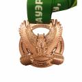 Тематические медали награды за индивидуальный беговой спорт