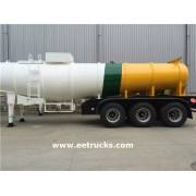 21000 Litres Sulfuric Acid Tanker Trailers