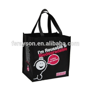 Competitive price durable high quality new fashion Guangzhou non woven bag
