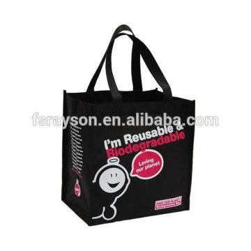 Конкурентоспособная цена прочный высокое качество новая мода Гуанчжоу Non сплетенный мешок