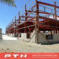 Pth fertigte großes Span Stahlstruktur-Lager besonders an