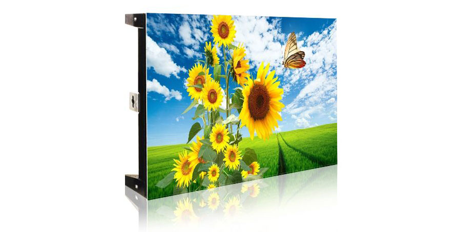 Smalll pitch led display video wall