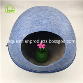 Blue Pet Nest