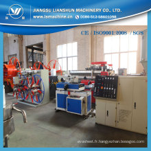 Machines en plastique Extrusion plastique extrusion Machine vente chaude haut rendement