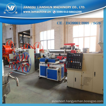 2015 Hot Sales PP PE Single Wall Corrugated Pipe Making Machine /PVC Corrugated Irrigation Pipe Production Line