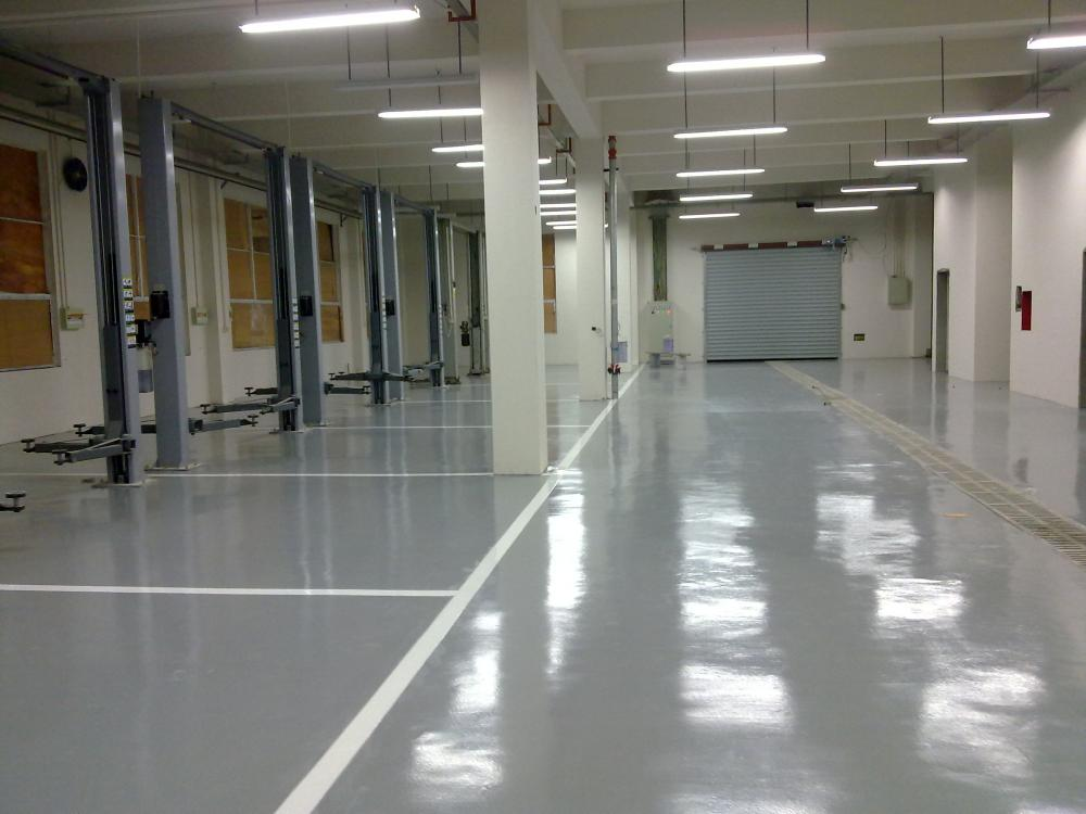 1 5mm Epoxy Self Leveling Floor Paint