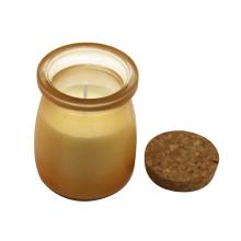Стеклянный свечный стакан для свечей