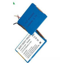 Lithium polymer battery 3.7V 1400mAh for tablet pc and MID