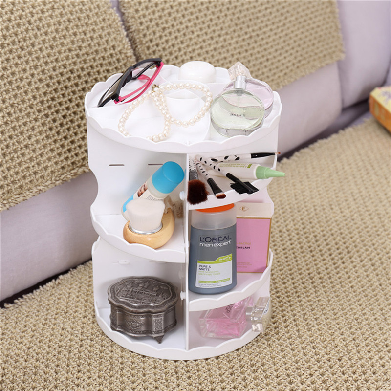 plastic bathroom storage