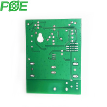 2 layer green soldermask double -sided  circuit boards power supply pcb