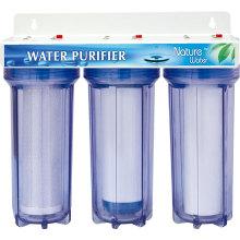 Sistema de filtro de água de 3 estágios