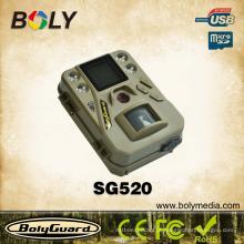 menor barato Detecção de 85ft 940nm baixo brilho IR game camera SG520