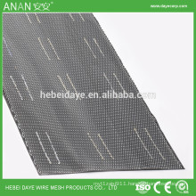 Galvanized plaster mesh with paper back
