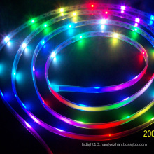 digital DMX RGB programmable led strip light