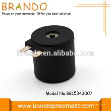 Valve motorisée électrique de haute qualité pour vanne à bobine de ventilateur