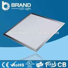 Température de couleur blanc chaud 600x600 Carré Flat LED Panel Plafonnier
