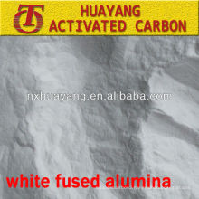 325 mesh AL2O3 99.9% white fused alumina powder refractory for precision casting