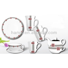 Germany Porcelain Breakfast Dinnerware Set