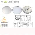 Lámpara de techo LED de 30W con IP 20