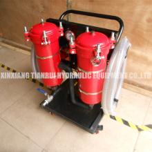 LYC-B Three Stage Oil Purifier Machine