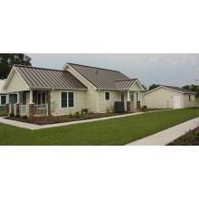 Maison d'habitation préfabriquée en métal (KXD-SSB1409)