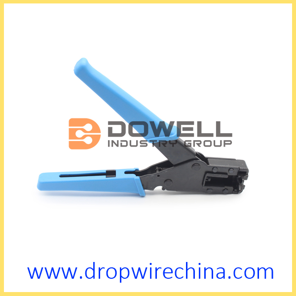 Coaxial Cable On F Compression Crimping Tool