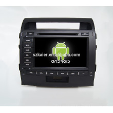 car DVD player navigation for Toyota Land Cruiser 100