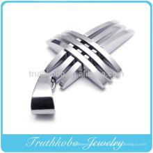 TKB-P023 Precio de fábrica que suministra la joyería cristiana del nuevo diseño que hace los colgantes cruzados para los individuos