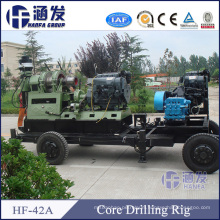 Hf-42A Geotechnical Drilling Machine, Core Sample Drilling Rig