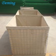 Wholesale Galvanized Military Sand Wall Hesco Barrier