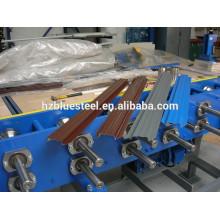 De qualité supérieure en acier métallisé en bois, jardin, clôture, panneau, barrière, rouleau, formage, fabrication, machine, meilleur prix