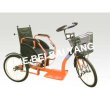 D-93 Foldable Push-Pull Type Tricycles