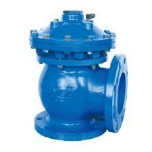 Válvula de lodo de liberación rápida rápida para operador hidráulico (JM741X)