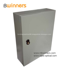 Outdoor FTTH Splitter Fiber Distribution Cabinet 48 Cores