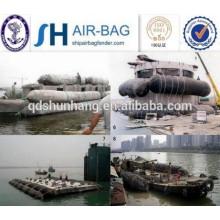 airbag de récupération pour les navires coulés renflouer et de sauvetage