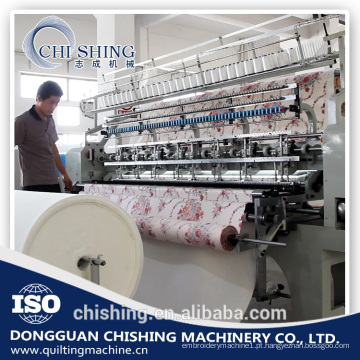 Preço competitivo de alta velocidade informatizado quilting bens da máquina da china