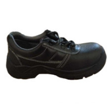 Ufb001 Black Oil and Mining Steel Toe Safety Shoes