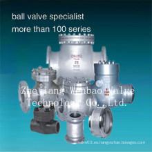 A216 Wcb de acero al carbono válvula de retención 150 libras
