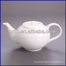 P&T manufacture porcelain tea pot, coffee settle PT-17703