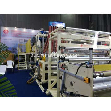 LLDPE Stretch Packing Film Plant