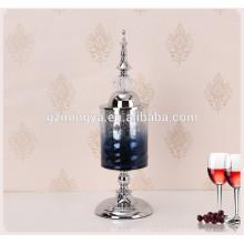Vente en gros de métaux artisanat décoration de mariage en verre et artisanat en métal