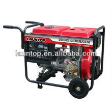 4.5kw 4 Stroke gerador diesel EPA & CE