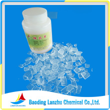 Powder Coating Preparation as Extinction Agent Usage Waterbased Acrylic Resin