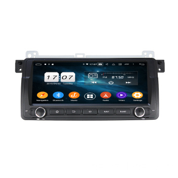 Android 8.8-Zoll-Auto-Multimedia-Player für BMW E46